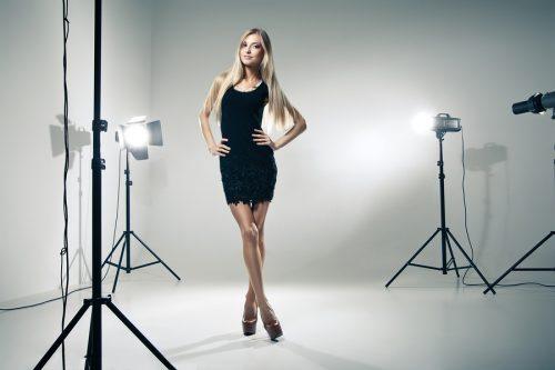 Lighting for Fashion Shots