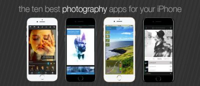 Top 10 Photo Apps