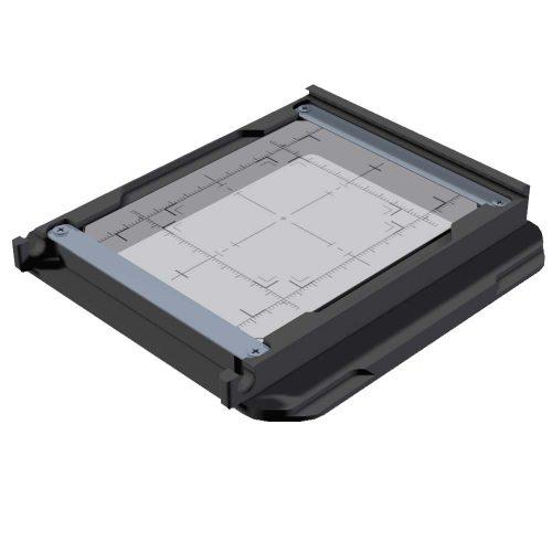 Actus-DB2 Ground Glass Viewer
