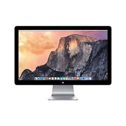 Apple Thunderbolt Display Monitor
