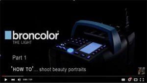 Broncolor YouTube Tutorials Lighting Fashion Shots