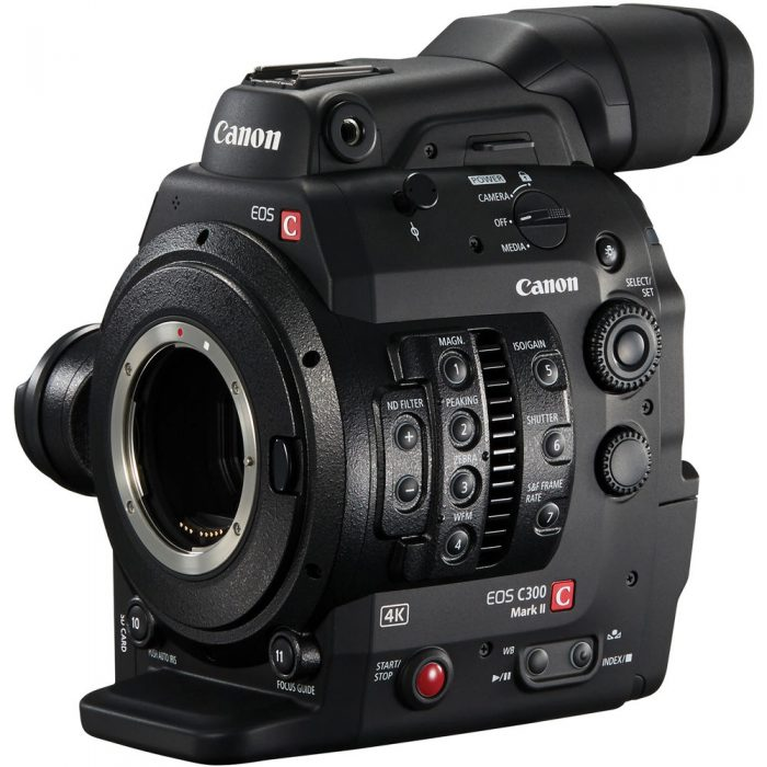 Canon C300 EF with Dual Pixel AF