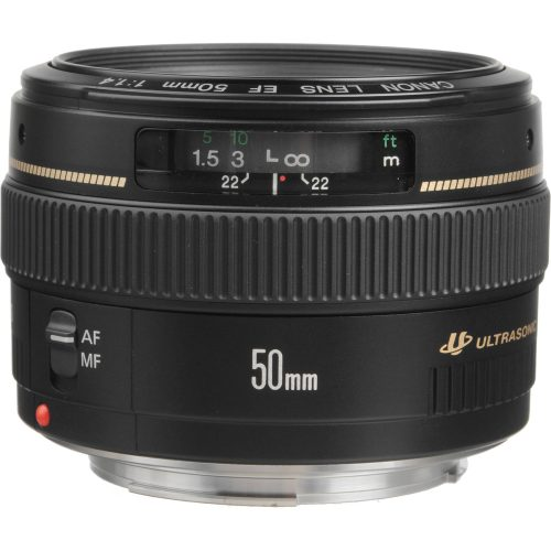 Canon Prime Lens EF 50mm f/1.4