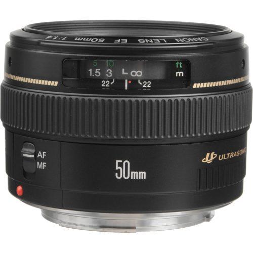 Canon Prime Lens EF 50mm f/1.4