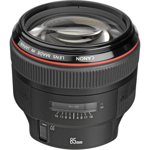 Canon Prime Lens EF 85mm f1.2L II