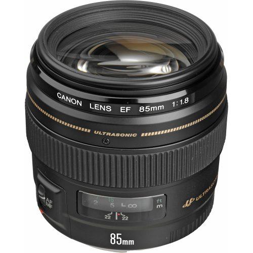Canon Prime Lens EF 85mm f1.8