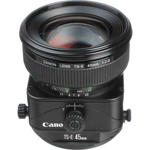 Canon TS-E 45mm f/2.8 Tilt Shift Lens
