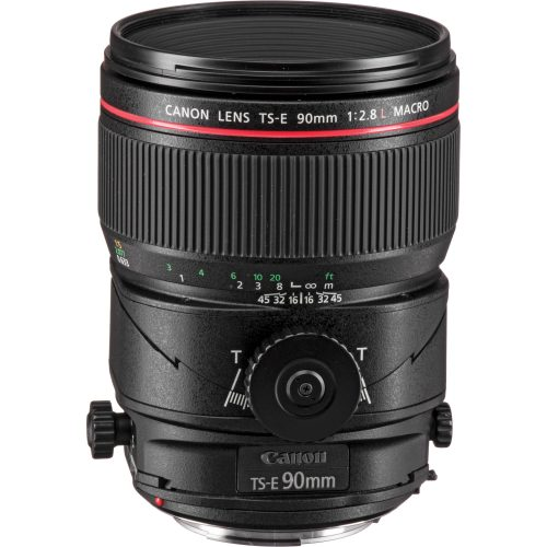 Canon TS-E 90mm f/2.8 Tilt Shift Lens