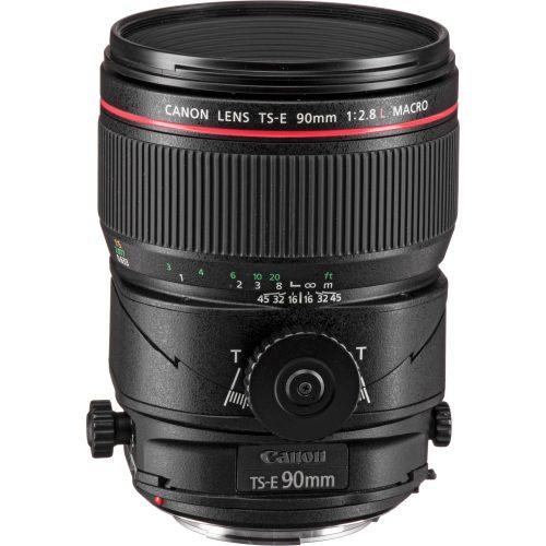 Canon TS-E 90mm f/2.8 Tilt Shift Lens