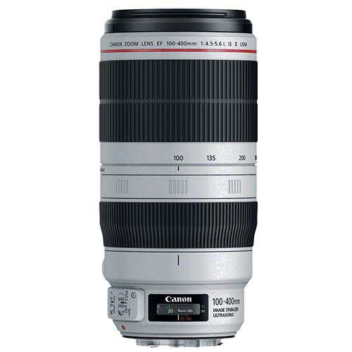 Canon Telephoto Lens EF 100-400mm f4.5-5.6L IS II