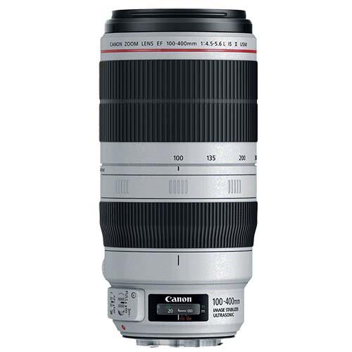 Canon Telephoto Lens EF 100-400mm f4.5-5.6L IS II