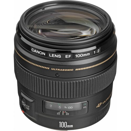 Canon Telephoto Lens EF 100mm f/2.0