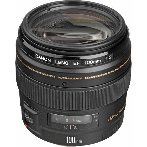 Canon Telephoto Lens EF 100mm f/2.0