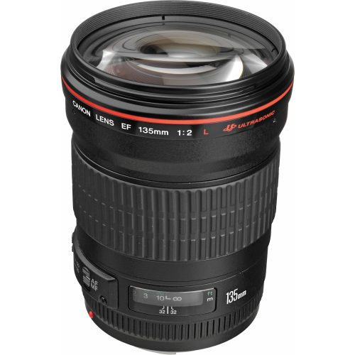 Canon Telephoto Lens EF 135mm f/2.0L