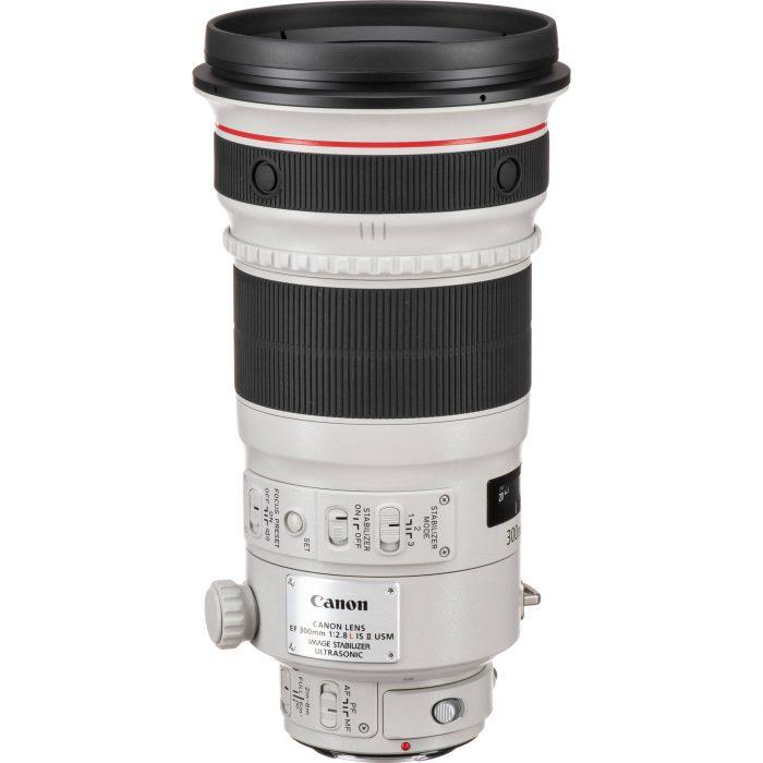 Canon Telephoto Lens EF 300mm f/2.8L II