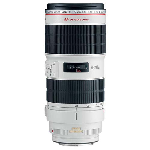 Canon Telephoto Lens EF 70-200mm f/2.8L IS II