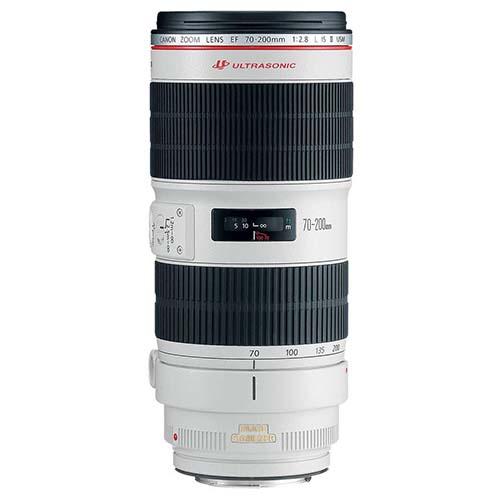 Canon Telephoto Lens EF 70-200mm f/2.8L IS II