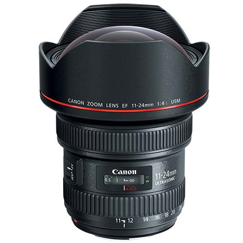 Canon Wide Angle Lens EF 11-24mm f/4L