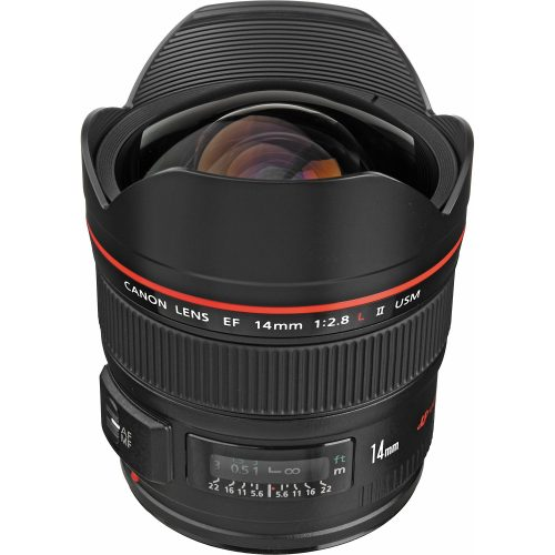 Canon Wide Angle Lens EF 14mm f/2.8L II