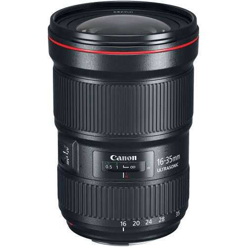 Canon Wide Angle Lens EF 16-35mm f/2.8L II