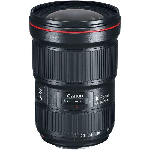 Canon Wide Angle Lens EF 16-35mm f/2.8L II