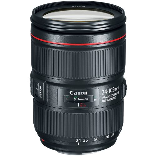 Canon Wide Angle Lens EF 24-105mm f/4L