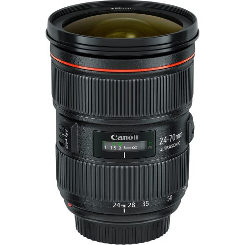Canon Wide Angle Lens EF 24-70mm f/2.8L II
