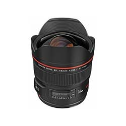 EF 14mm f/2.8L II Gelatin only Wide Angle Lens Rentals