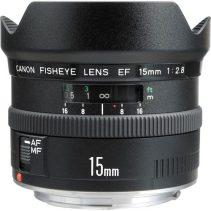 EF 15mm f2.8 Fisheye Gelatin only