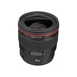 EF 35mm f/1.4L EW-78C / 72mm Wide Angle Lens Rentals