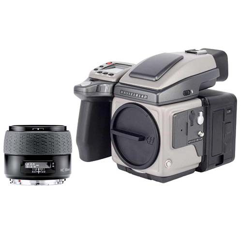 Hasselblad H4x Camera with 80mm Lens