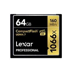 Lexar 64GB Flash Card