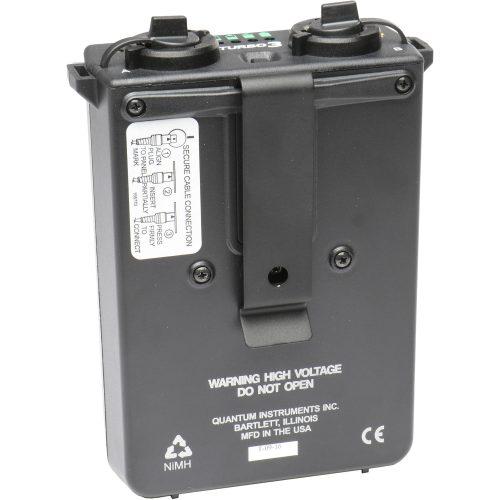 Quantum Turbo III Li External Battery w/ CZ Cable & Charger