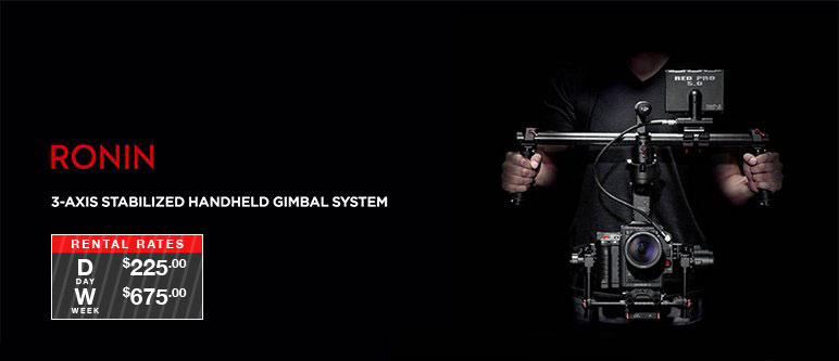 Handheld Gimbal System