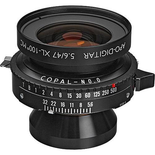 Schneider 47mm f/5.6 Large Format Lens