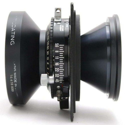 Schneider 75mm f/5.6 Large Format Lens