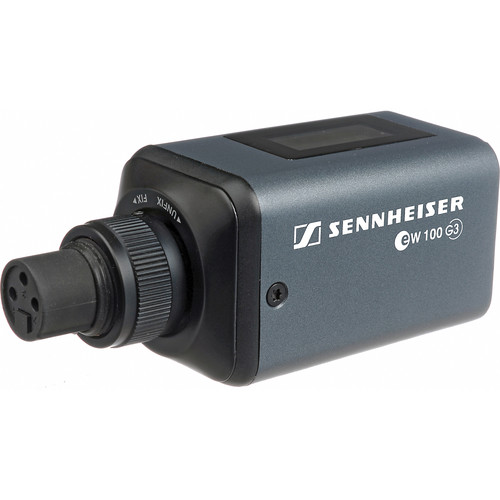 Sennheiser SKP 100 G3 Plug-On Wireless Transmitter (Frequency A - 516 to 558 MHz)