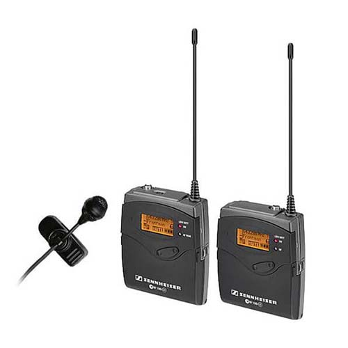 Sennheiser Wireless Lav Kit