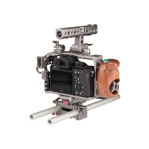 Sony A7RII or A7SII Package with Cage