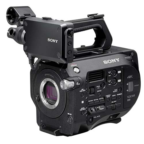 Sony PXW-FS7 Super 35 Camera Rental