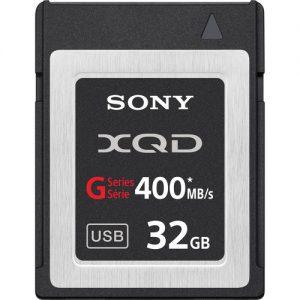 Sony XQD 32GB 400MB/s Card