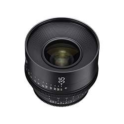 Xeen Cine 35mm/T1.5