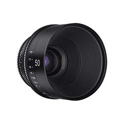 Xeen Cine 50mm/T1.5