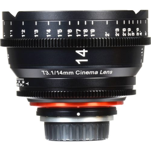 Xeen Cine Lens 14mm Sony E-Mount
