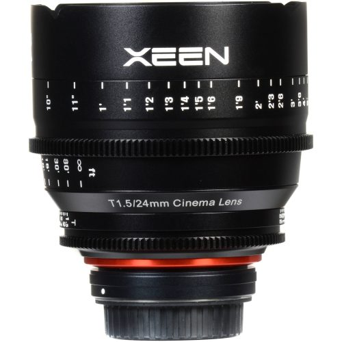 Xeen Cine Lens 24mm Sony E-Mount
