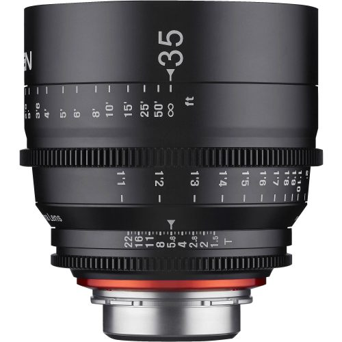 Xeen Cine Lens 35mm Sony E-Mount