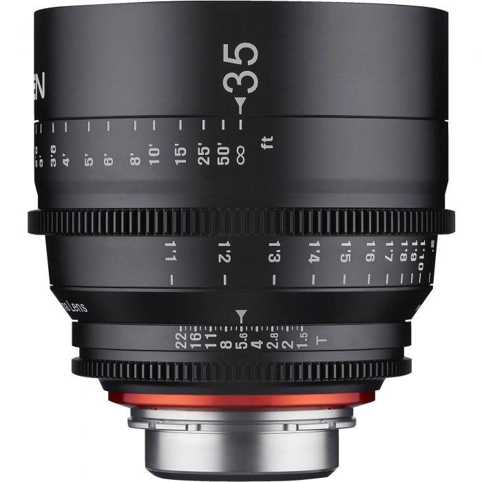Xeen Cine Lens 35mm Sony E-Mount