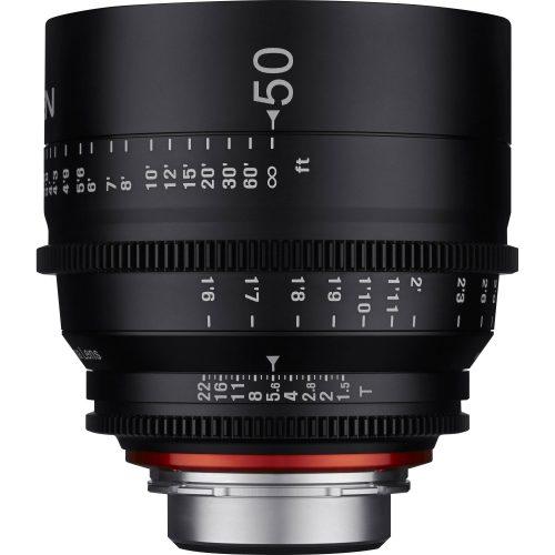 Xeen Cine Lens 50mm Sony E-Mount