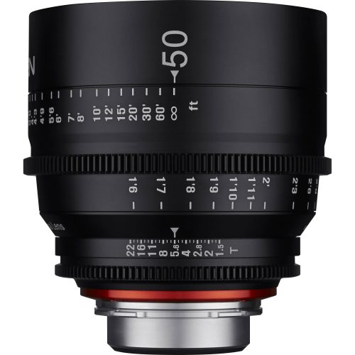 Xeen Cine Lens 50mm Sony E-Mount
