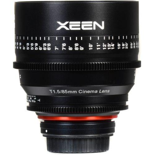 Xeen Cine Lens 85mm Sony E-Mount